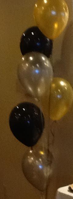 A Balloon Bouquet Latex balloons