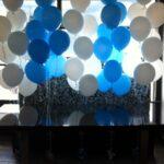 A Balloon Wall Decor