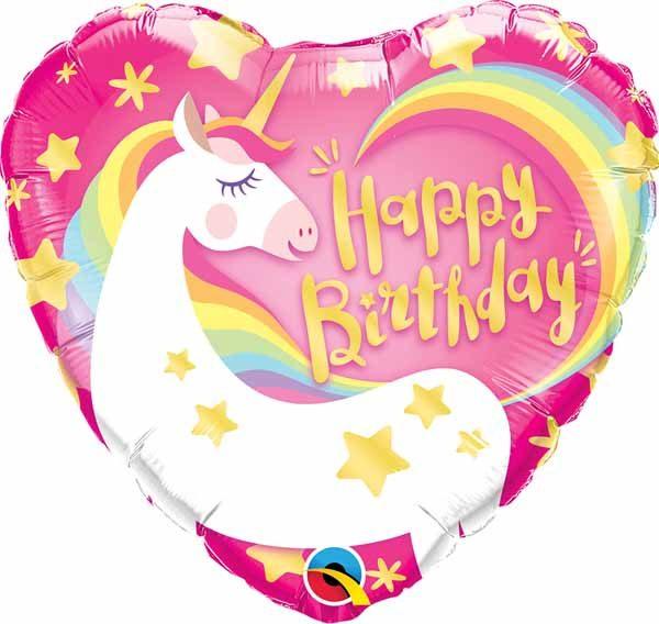 Unicorn Balloon