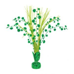St Patrick Day Centerpiece 12in