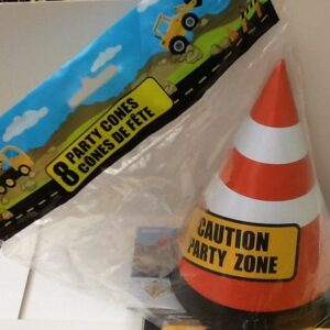 Construction Cones 8ct
