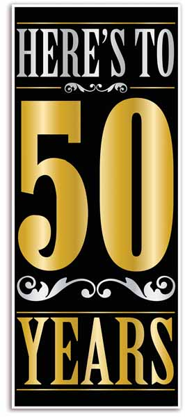 A Decor Here to 50 Years