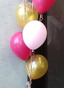 A Balloon Bouquet