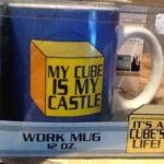 Gift Mug My Cube Is My Castle