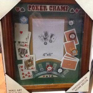 Casino Poker Frame