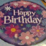 Balloon Birthday Flowers