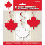 Canada Hanging swirls 3ct