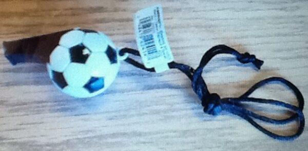 Soccer  Lootbag Whistle