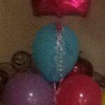 A Balloon Bouquet Supershape n 4 latex
