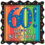 A Year 60 Cutout