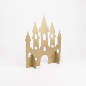 "A Castle Centerpiece 14"""