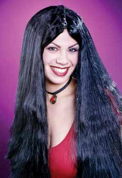 cos acc wig blk long 25in fw9258bk 15.99