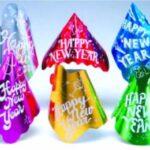 new yr foil hats asrt cy994 72 ct
