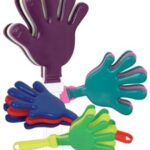 new yr hand clapper 5.5 in r60927 .79
