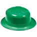 st patrick hats derby with shamrock top -25304