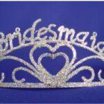 bridal shwr tiara bridesmaid d50642