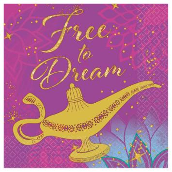 bday aladdin bn free to dream 502383-