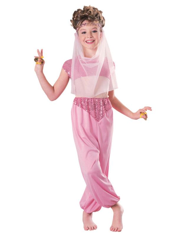 cos g belly dancer pink 0881060