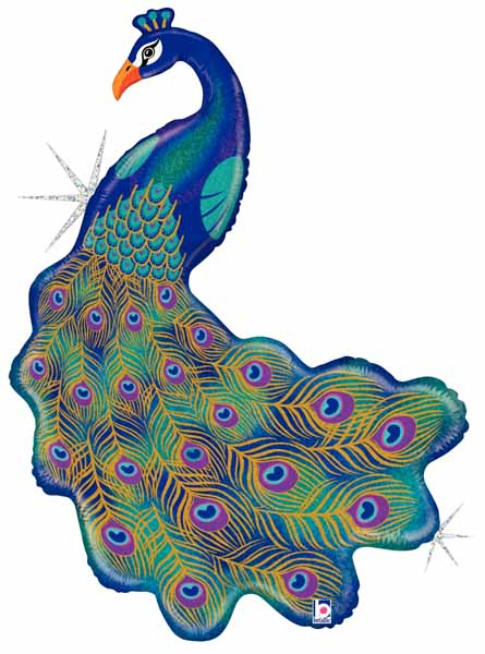 bal peacock 42in n35900p