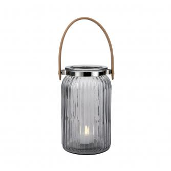 wed acc glass lantern with handle have 6