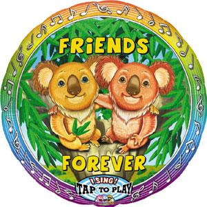 bal singing friends forever bu01901