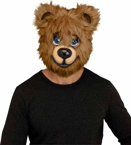 cos acc mask bear furry FW93313B 13.99