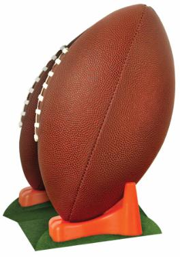 theme sports football centpc 11in 3-d r50040