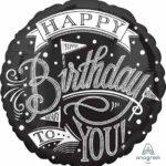Hooray It's Your Birthday Chalkboard